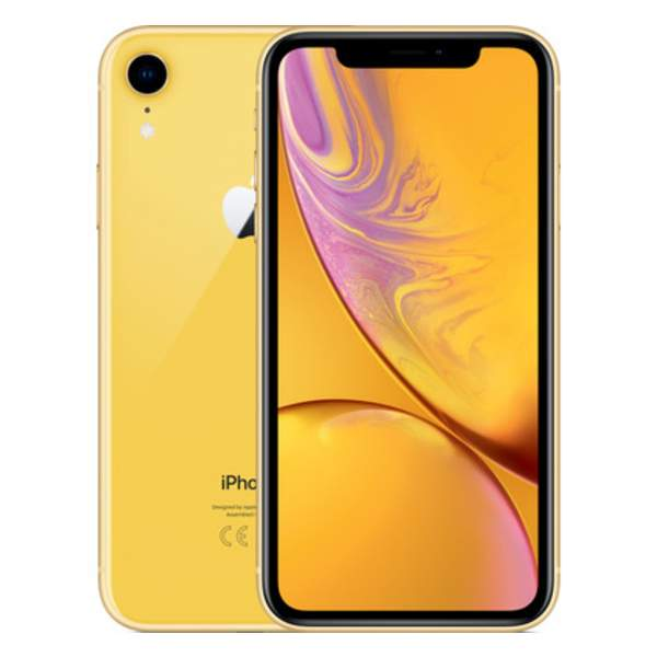Apple iPhone XR 256GB Smartphone, Yellow (IPXR256GB-YL) PRE-ORDER