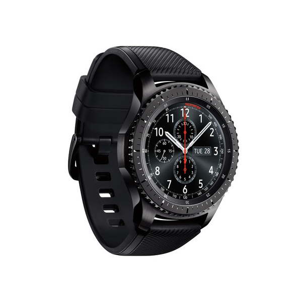Samsung Gear S3 frontier (SS-GS3-FRN-R760-BLK)