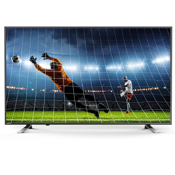 "Toshiba 55"" UHD SMART TV, 4K, Official You tube and Netflix (55U5865)"