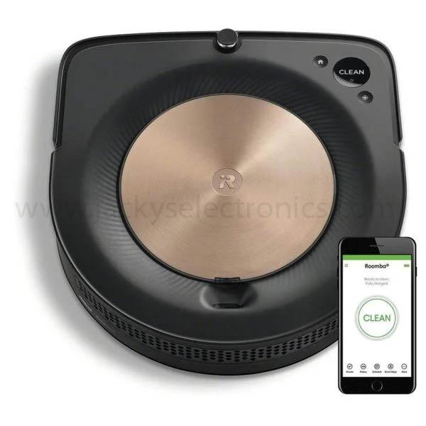 iRobot Roomba s9 WiFi Connected Robot Vacuum (S915840)