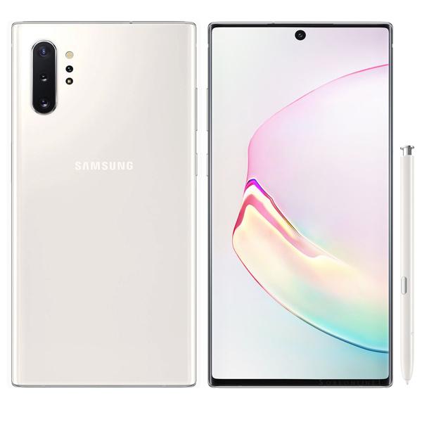 Samsung Galaxy Note10 Plus Aura Glow 256GB 12GB RAM 5G LTE (SMN976QW-256GBSL)