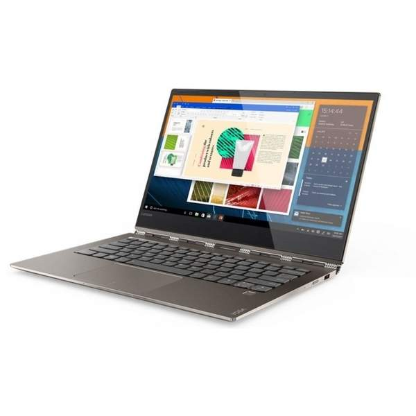 Lenovo Yoga 920 Notebook, 13.9 Inch, Intel Core i7-8550U, 8GB RAM, 512GB, Windows 10 (YOGA920-CGAX)