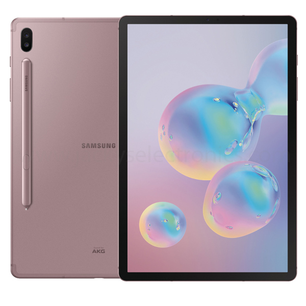 "Samsung Galaxy Tab S6, 128GB, 10.5"", LTE, Brown SMT865BR"
