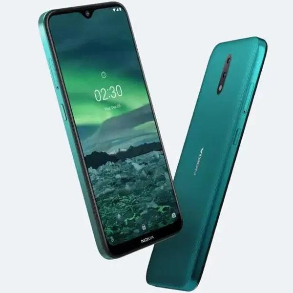 NOKIA MOBILE PHONE / NOKIA 2.3 TA-1206 DS 2/32 AE GREEN (NOKIA2-3W-32GBGR)