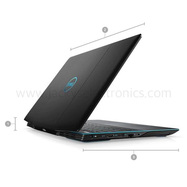 Dell i5-9300H, 8GB RAM, 256GB SSD, NVIDIA GeForce GTX 1050 with 3GB GDDR5 W10/15.6F (3590-G3-1361-BLK)