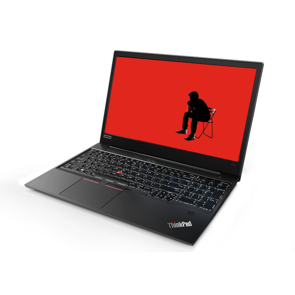"Lenovo Thinkpad Edge E580, Core i5 1.6 GHz, 4GB, 500 GB, 15.6"" HD, DOS, Black(E580-02AD)"
