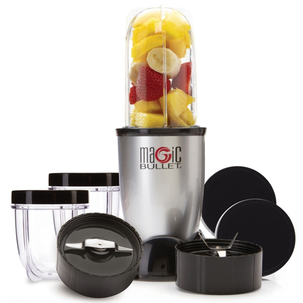 MAGIC BULLET 400W 6PC SET (MB4-0612)