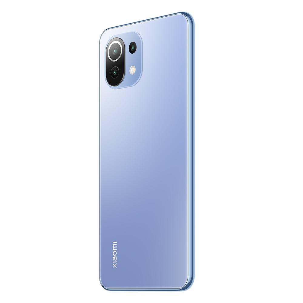 XIAOMI MI 11 LITE 4G DUAL-SIM 6GB-64GB 4G Bubblegum Blue MI11LITE-64GBL