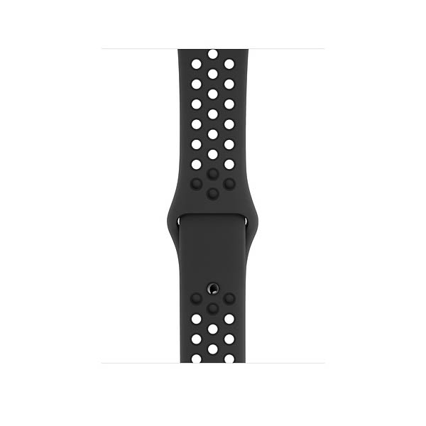 Apple 44mm Anthracite/Black Nike Sport Band – S/M & M/L (MX8E2ZE/A)