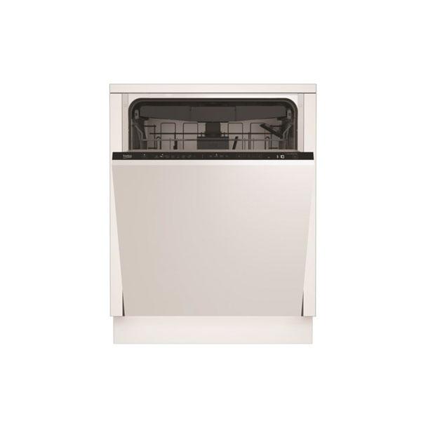 Beko Built-in Dishwasher, 14 Place settings, 8 programs, ProSmart™ Inverter Motor, Aqua Intense®, Half Load Option, A++ Energy Efficient, Made in Turkey (DIN48425)