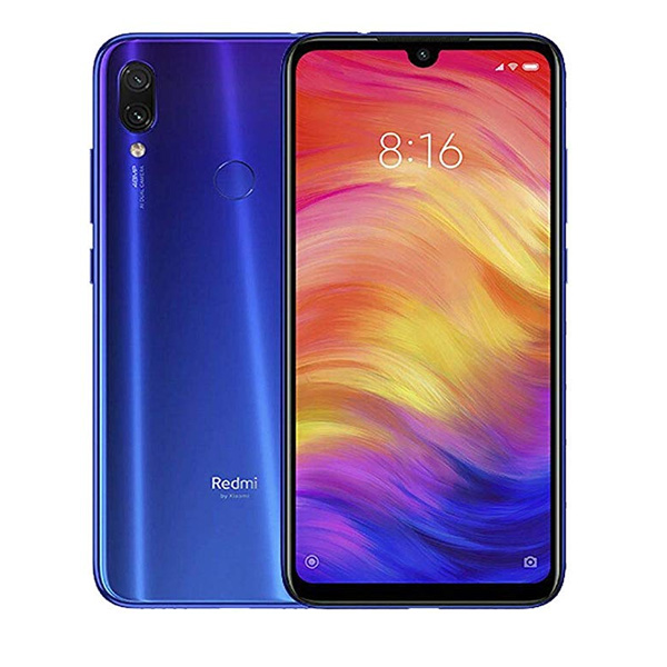 Xiaomi Redmi Note 7 Dual SIM Space BLUE 128 GB 4G LTE (XRD-NOTE7-128GB-BL)