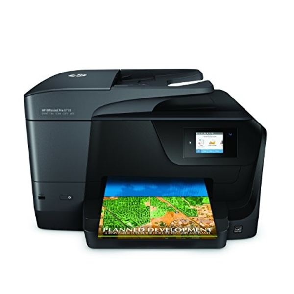 HP OJ8710 Officejet Pro All-in-One Printer