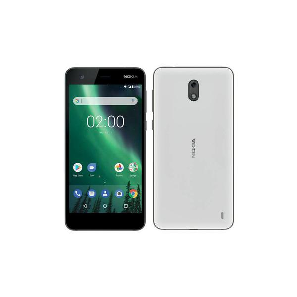 Nokia 2 Smartphone - White (NOKIA2W-W)