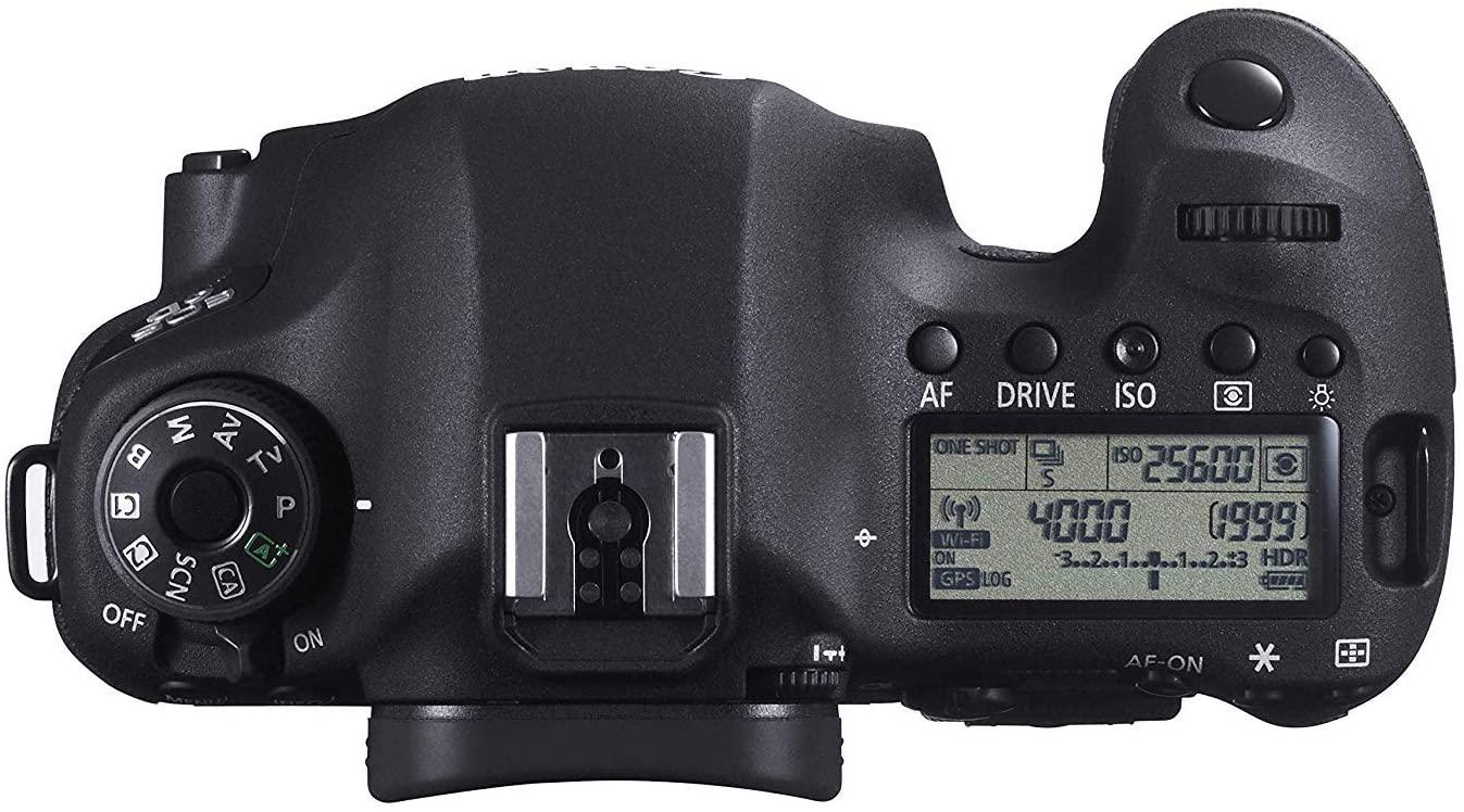 Canon EOS6D Mark I DSLR Camera Body (EOS6DMARKI)