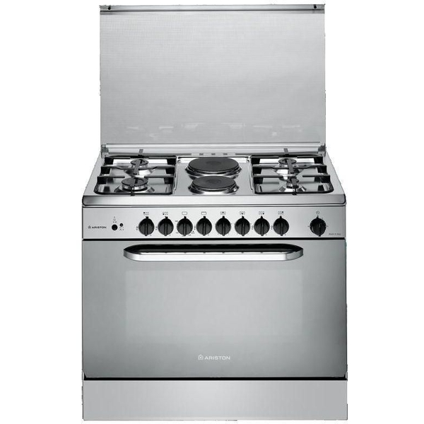 Ariston Gas Cooker- 90x60 CM (CN 11SG1 (X) EX)