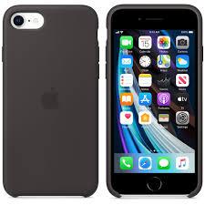 iPhone SE Silicone Case Black MXYH2ZE/A