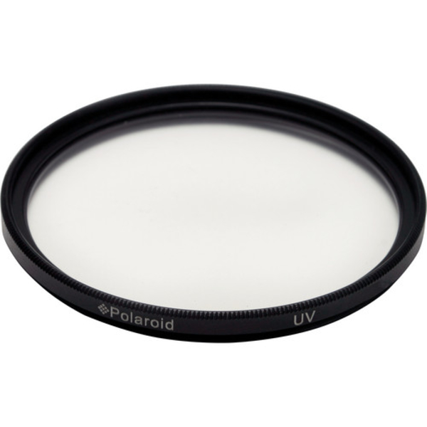 Polaroid 52mm Multi-Coated UV Protector Filter (PLFILUV52)