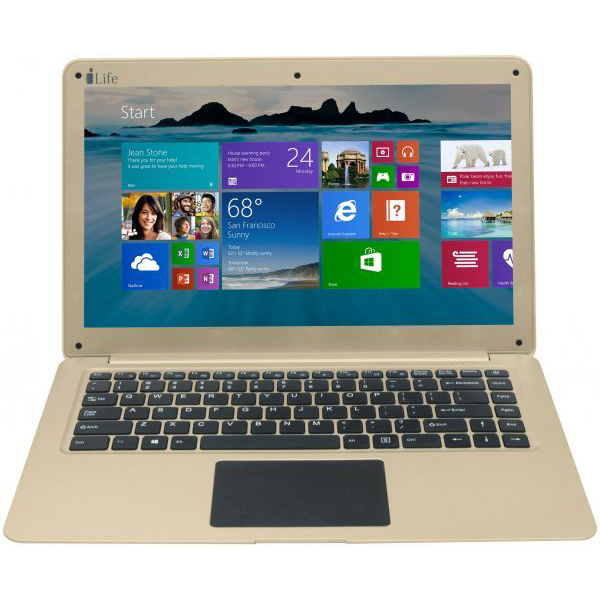 ILIFE NB (GOLD IL-ZEDAIRLITE-GD ) PROC INTEL QUAD CORE , RAM 2GB, HDD 32GB ,11.6'', WIN 10 (ZEDAIRLITE-GD)