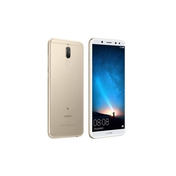 Huawei Mate 10 Lite Smartphone  - Gold (MATE10LITEW-GD)