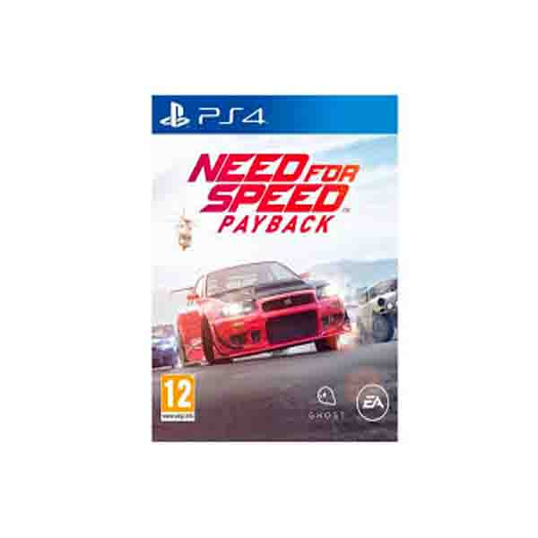 NEED FOR SPEED PAYBACK PEGI (CD22348)