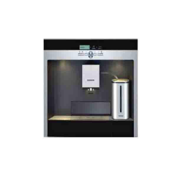 Siemens iQ700 Built-In Fully Automatic Coffee Machine black Stainless steel (CT636LES1)