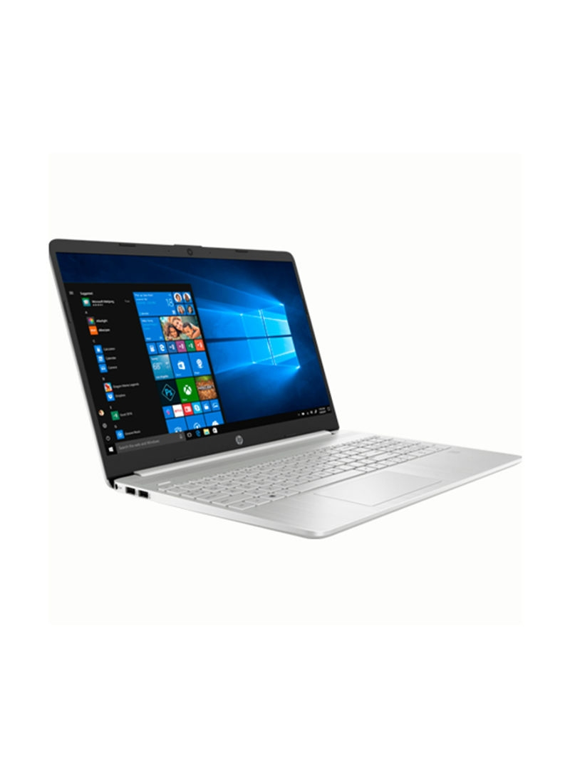 HP Notebook  Core i3 10th Gen Ram 8GB SSD 256GB Win10 Touch Screen 15'6inch Silver 15-DY1032