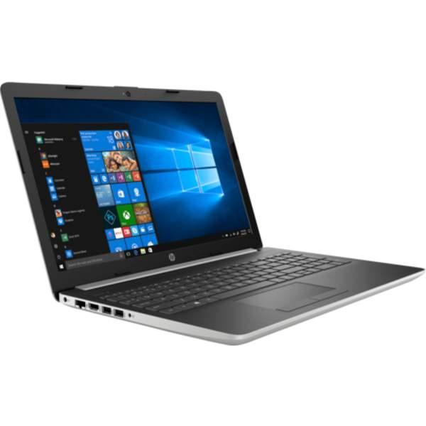 HP Notebook 8th Gen, 15 Inch, Intel Core i5-8250U, 3.4GHz, 8GB RAM, 1TB HDD, Win 10, Silver (15-DA0021)