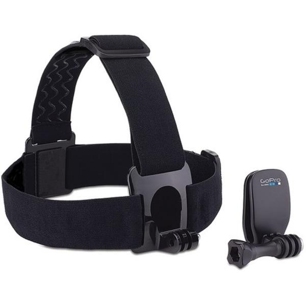 GoPro Head Strap and Quick Clip (G02ACHOM)
