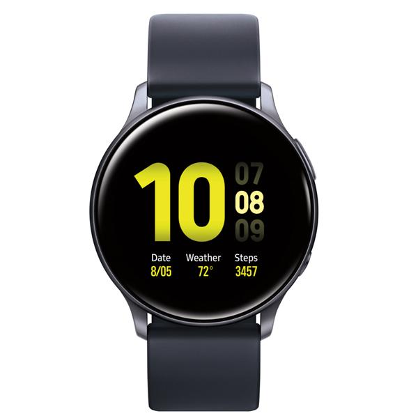 Samsung Galaxy Active 2 SS 40MM - Black (SM-R830NSKAXSG)