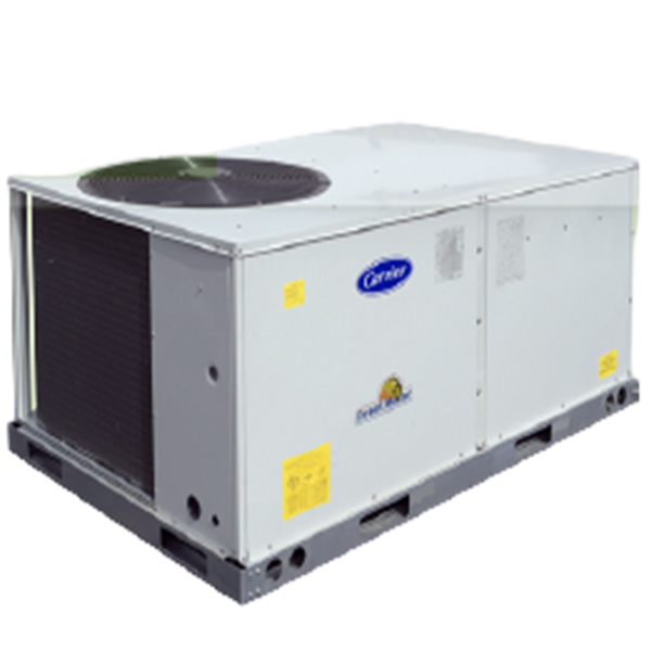 Carrier 7.5 Tons Single-Packaged Rooftop Electric Cooling Units Puron® (R-410A) Refrigerant (50TCMD08A9A1-0B0A0)