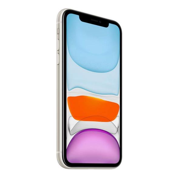 Apple iPhone 11 White 128GB 4G LTE (MWM22AE/A)