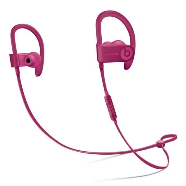 Beats Powerbeats 3 Wireless In-ear Stereo Headphones - Brick Red (A1747-BRD)