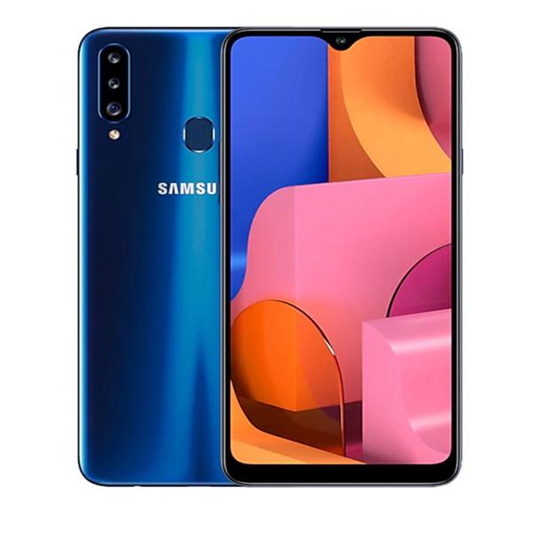 Samsung Galaxy A20s Dual Sim Blue 3GB Ram 32 GB 4G LTE (SMA207FW-BL)