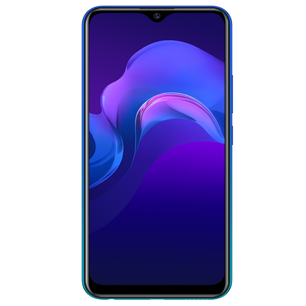 VIVO SMART PHONES Y12, 3GBRAM, 64GB, DUAL SIM, 4G LTE, AQUA BLUE (VIVOY12-64GB-AB)