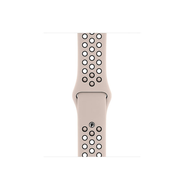 Apple 40mm Desert Sand/Black Nike Sport Band – S/M&M/L (MWU82ZE/A)