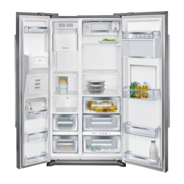 Siemens iQ700 noFrost Free-standing-refrigerator side-by-side (KA90GAI20N)