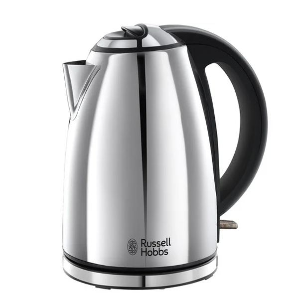 Russell Hobbs 1.7 Litre 3000 Watts Stainless Steel Kettle (23601)