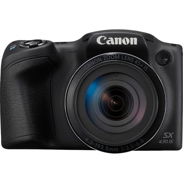 Canon Powershot SX430 (PSSX430BK)
