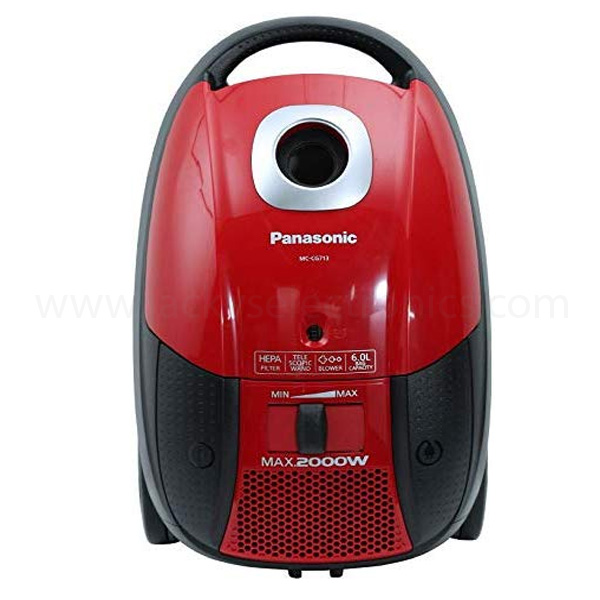 Panasonic MCCG713R Canister Vacuum Cleaner (MCCG713R)