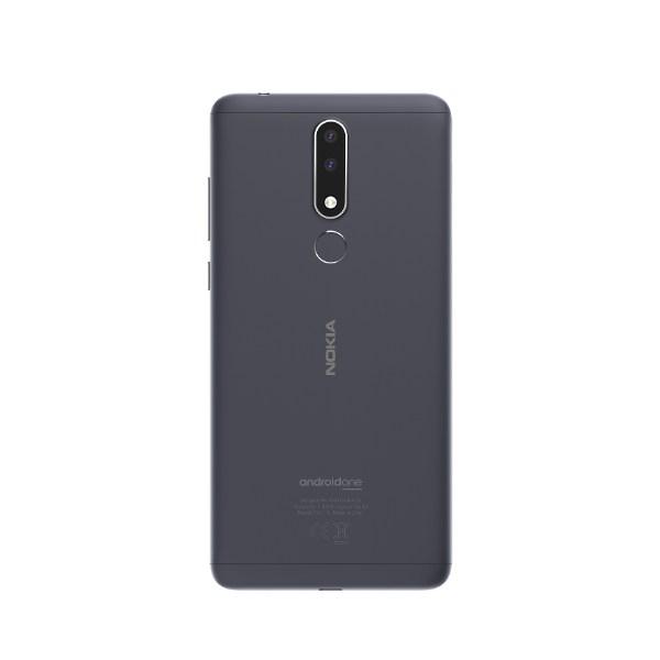 NOKIA MOBILE PHONE / NOKIA 3.1+ TA-1104 3/32 BLT 11ROODW1A05 NOKIA3-1PLUSW-BK
