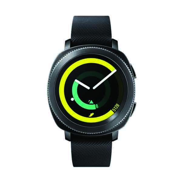 Samsung Gear Sport Black (SM-R600NZKAXSG)