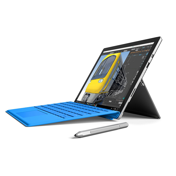 MICROSOFT SURFACE PRO4 ,PROC I7,RAM 16GB,HDD 512GB (SURFPRO4-I7-16GB-512)