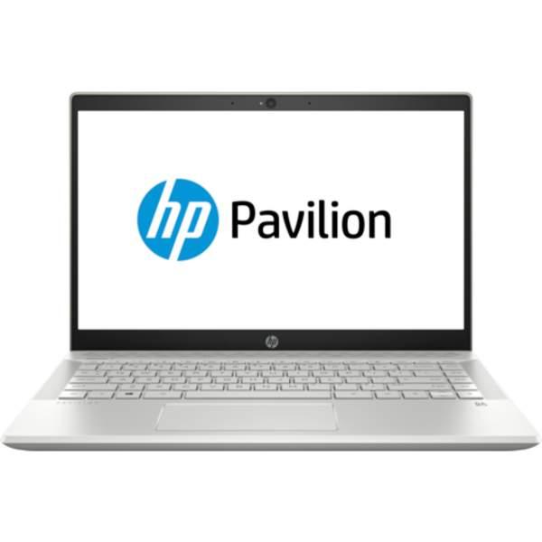 HP Pavilion Notebook 8th Gen, 14 Inch FHD, Intel Core i7-8550U, 16GB RAM, 1TB+128GB, Win 10, Gold (14-CE0000)