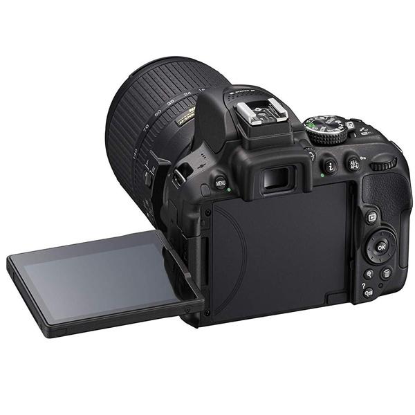 D5300 + AF-P 18-55 VR Kit + 70-300 AF-P (D5300KITB)