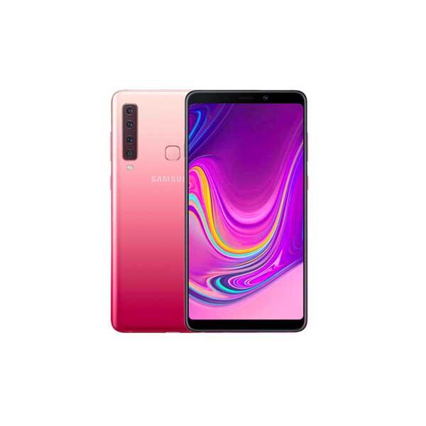 Samsung Galaxy A9 (2018) Dual SIM Bubblegum Pink 128GB 6GB RAM 4G LTE (SMA920-PINK-EC)