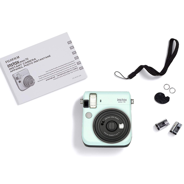 Fujifilm Instax Mini 70 Camera (Mint) INSTAXMINI70-MT
