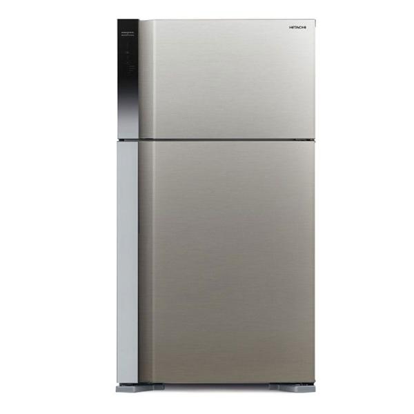Hitachi Top Mount Refrigerator 760 Litres (RV760PUK7BSL)