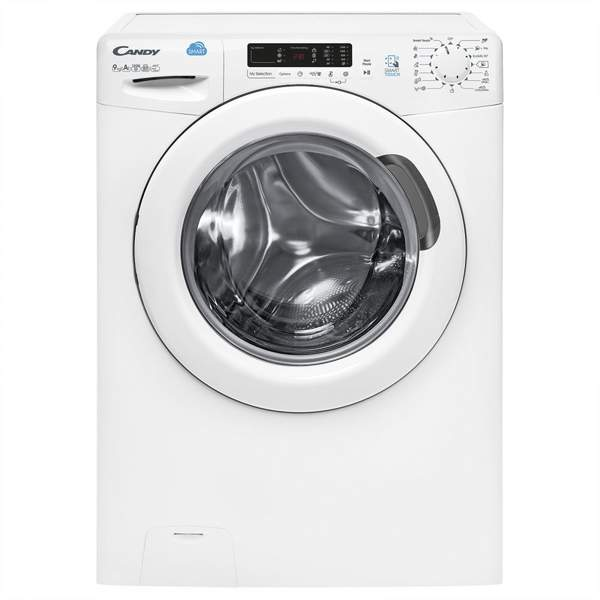 Candy 9 Kg 1200 RPM Front Load Washing Machine (CS1292D2/1-19)