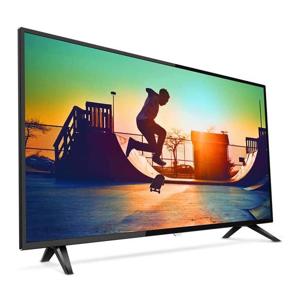 "Philips 55"" 4K Ultra Slim Smart LED TV (55PUT6103)"