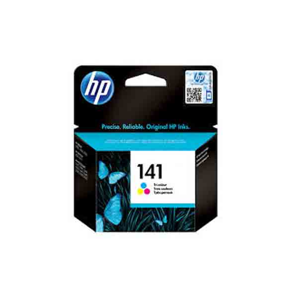 HP 141 Tri-color Original Ink Cartridge CB337HE